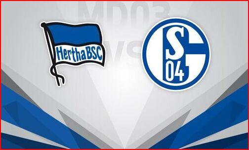 Hertha Schalke 2021
